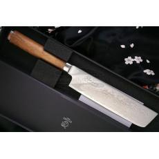 Cuchillo Japones Nakiri Ryusen Hamono PV104 17.5cm