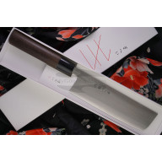 Японский кухонный нож Накири Gihei Hamono SLD GH-301 16.5см