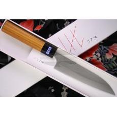 Japanese kitchen knife Gihei Hamono Aogami 2 Petty GH-403 15cm