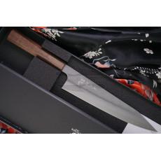 Gyuto Japanese kitchen knife Ryusen Hamono Blazen Wa BZ-404 21cm