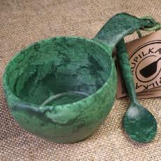 Kupilka 21 Чашка в упаковке Зеленая K21G 30210112B