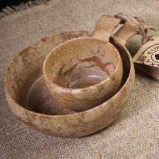 Kupilka 55+21 Set bowl and cup Brown K5521B 3055210151B