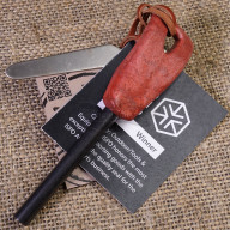 Kupilka 8 Firesteel, Red handle FS8R 303083