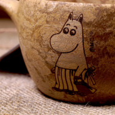 Kupilka 21 Moominmamma Cup Brown M213BO 3021LM301