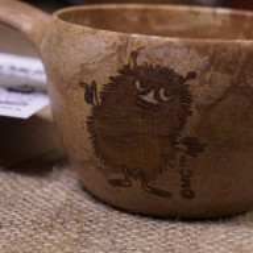 Kupilka 12 Moomin Stinky Cup Brown M1265BO 3012LM651