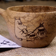Kupilka 21 Moomintroll Cup Brown M2111BO 3021LM111
