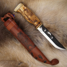 Wood Jewel Karhuleuku 23KL_bear 14.5cm
