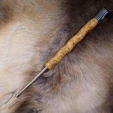 Wood Jewel Barbeque stick long Telescopic 101 cm 55J