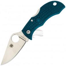 Складной нож Spyderco Manbug Blue CMFPK390 5см