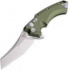 Kääntöveitsi Hogue X5 Wharncliffe OD Green 34561 8.9cm