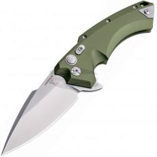 Folding knife Hogue X5 Spear OD Green 34571 8.9cm