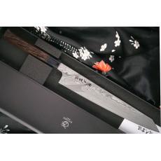 Sujihiki Japanese kitchen knife Ryusen Hamono Bonten Unryu BU-309 27cm