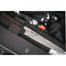 Японский кухонный нож Суджихики Ryusen Hamono Bonten Unryu BU-309 27см