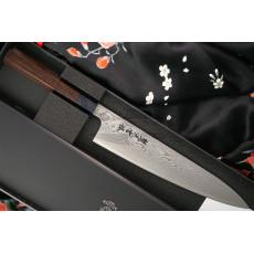Gyuto Japanese kitchen knife Ryusen Hamono Bonten Unryu BU-303 24cm