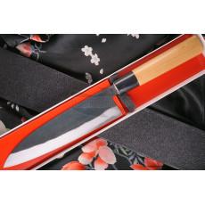 Японский кухонный нож Гьюто Daisuke Nishida Shirogami DN-11212 18см