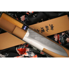 Cuchillo Japones Gyuto Gihei Hamono Aogami 2 GH-405 24cm