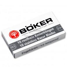 Böker Сменные лезвия для бритвенных станков, 10 шт