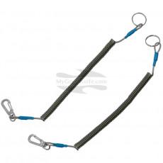 Cuda Подвеска с карабином и кольцом для ключей 2 шт 23055