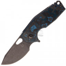 Складной нож Fox Knives Suru Arctic Storm FX-526LE CF 6см