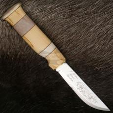 Finnish knife Marttiini Lapp knife with reindeer horn 2230010 11cm