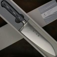Японский кухонный нож Сантоку Tojiro OBORO F-1312 17.5см