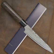 Utility kitchen knife Tojiro Shippu Black Paring FD-1592 13cm