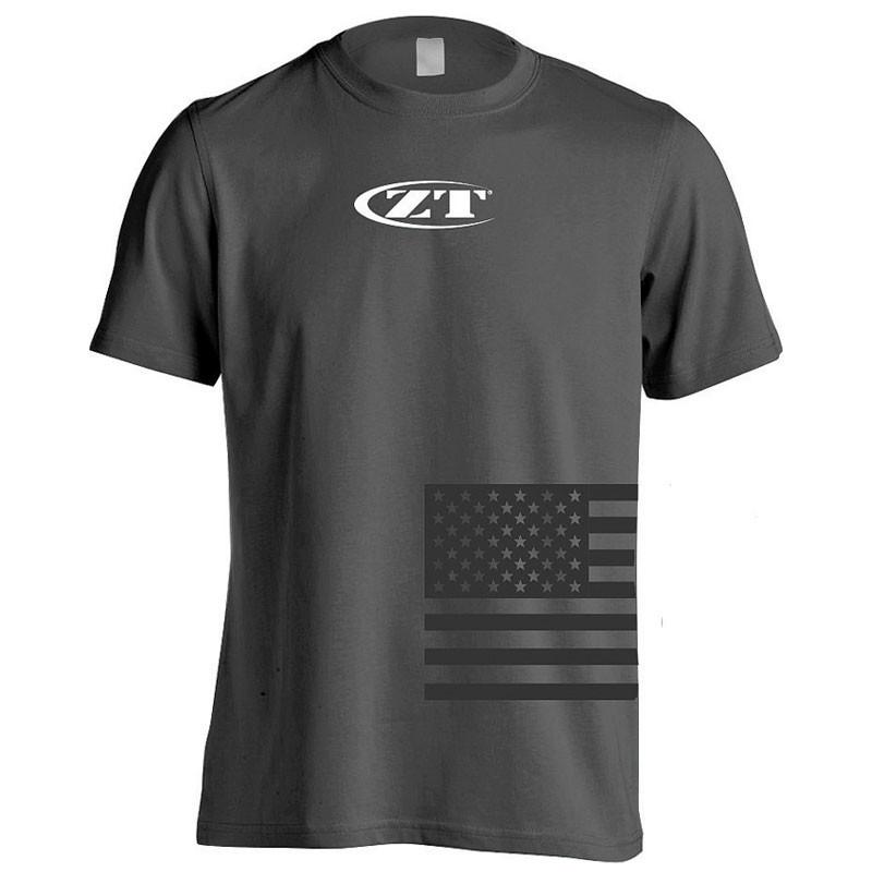 T-shirt Zero Tolerance Gray   ZT182