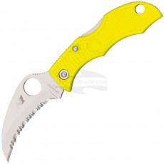 Складной нож Spyderco Ladybug 3 Salt Hawkbill Serrated SCLYLS3HB 4.8см