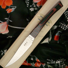 Cuchillo Japones Seki Kanetsugu Nami Wine 92011 10cm