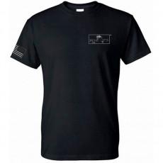 T-shirt Bear&Son Spin Flip Repeat FSR
