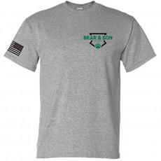 T-shirt Bear&Son Just Flip It JFIT
