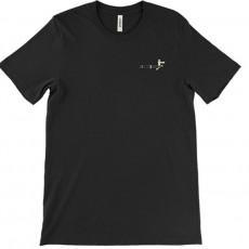 T-shirt Buck Logo Lifetime Knives