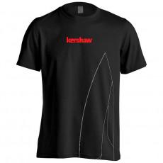 Kershaw T-paita Sharp T-Shirt Black