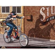 Blechschild Ridings On The Wall TSN2288
