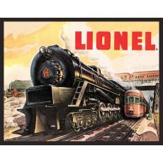 Blechschild Lionel 5200 TSN2282