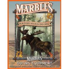 Cartel de chapa Marble's Equipment TSN9164