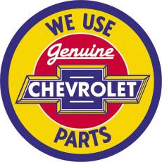 Tin sign Chevy Genuine Parts TSN1072