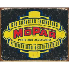Tin sign Mopar 37-47 TSN1314-1