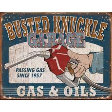 Tin sign BNG Gas & Oils TSN1738