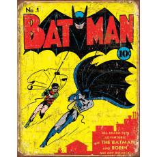 Tin sign Batman 1 Cover TSN1966