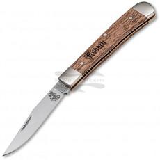 Trapper-Taschenmesser Böker Asbach Uralt 115004 8.5cm