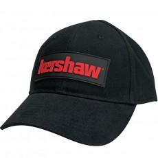Cap Kershaw Logo Black 183