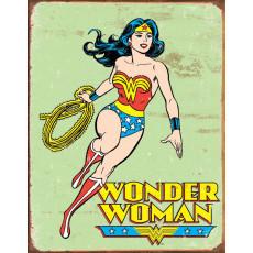 Blechschild Wonder Woman Retro TSN1642