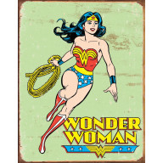 Tina kyltti Wonder Woman Retro TSN1642