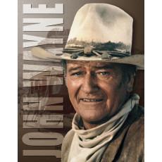 Blechschild John Wayne Stagecoach TSN1188