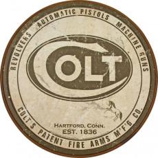 Blechschild Colt TSN1609
