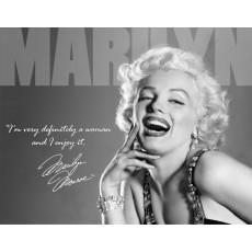 Tina kyltti Marilyn Monroe Definitely TSN1532
