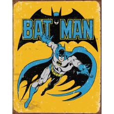 Cartel de chapa Batman - Retro TSN1357