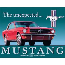 Cartel de chapa Ford Mustang TSN0579