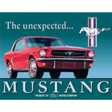 Жестяная табличка Ford Mustang TSN0579